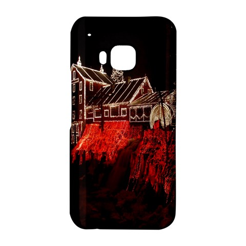 Clifton Mill Christmas Lights HTC One M9 Hardshell Case