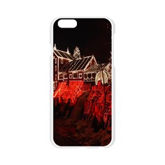 Clifton Mill Christmas Lights Apple Seamless iPhone 6/6S Case (Transparent)