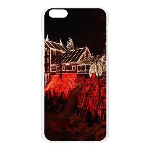 Clifton Mill Christmas Lights Apple Seamless iPhone 6 Plus/6S Plus Case (Transparent)
