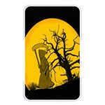Death Haloween Background Card Memory Card Reader Front