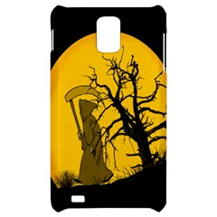 Death Haloween Background Card Samsung Infuse 4G Hardshell Case