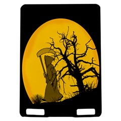 Death Haloween Background Card Kindle Touch 3G