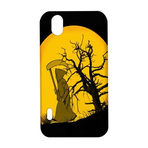 Death Haloween Background Card LG Optimus P970