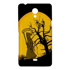 Death Haloween Background Card Sony Xperia T