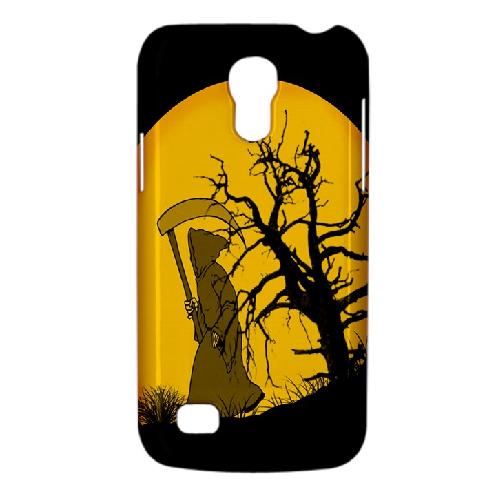 Death Haloween Background Card Galaxy S4 Mini