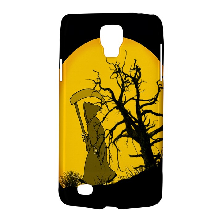 Death Haloween Background Card Galaxy S4 Active