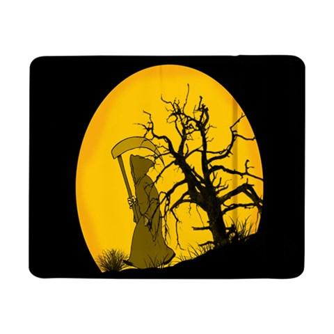 Death Haloween Background Card Samsung Galaxy Tab Pro 8.4  Flip Case