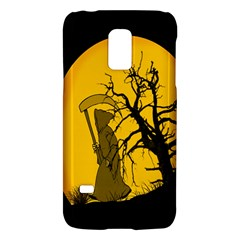 Death Haloween Background Card Galaxy S5 Mini