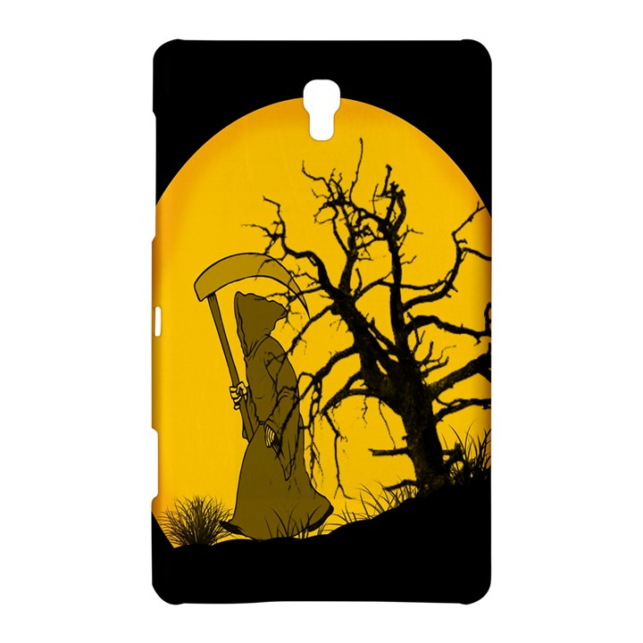 Death Haloween Background Card Samsung Galaxy Tab S (8.4 ) Hardshell Case