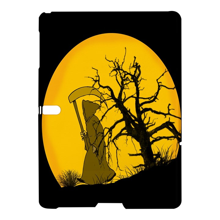 Death Haloween Background Card Samsung Galaxy Tab S (10.5 ) Hardshell Case