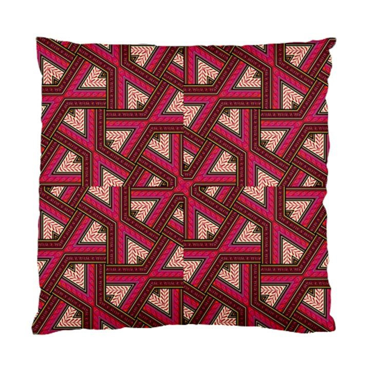 Digital Raspberry Pink Colorful  Standard Cushion Case (Two Sides)
