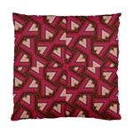 Digital Raspberry Pink Colorful  Standard Cushion Case (Two Sides) Back