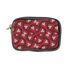 Digital Raspberry Pink Colorful  Coin Purse