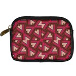 Digital Raspberry Pink Colorful  Digital Camera Cases Front