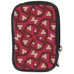 Digital Raspberry Pink Colorful  Compact Camera Cases Front