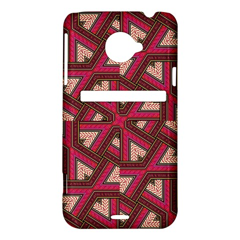 Digital Raspberry Pink Colorful  HTC Evo 4G LTE Hardshell Case