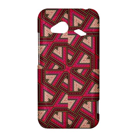 Digital Raspberry Pink Colorful  HTC Droid Incredible 4G LTE Hardshell Case