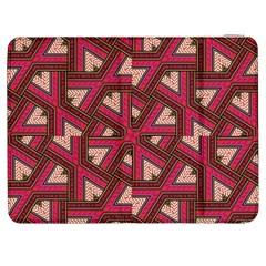 Digital Raspberry Pink Colorful  Samsung Galaxy Tab 7  P1000 Flip Case
