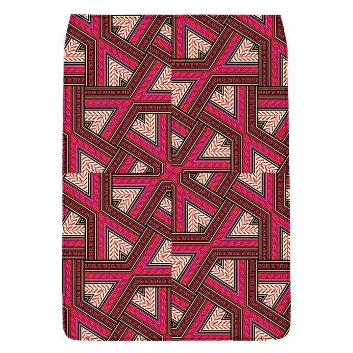 Digital Raspberry Pink Colorful  Flap Covers (S)