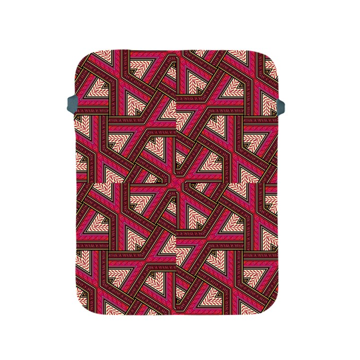 Digital Raspberry Pink Colorful  Apple iPad 2/3/4 Protective Soft Cases
