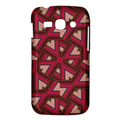 Digital Raspberry Pink Colorful  Samsung Galaxy Ace 3 S7272 Hardshell Case