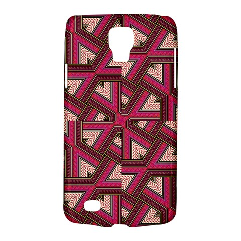 Digital Raspberry Pink Colorful  Galaxy S4 Active