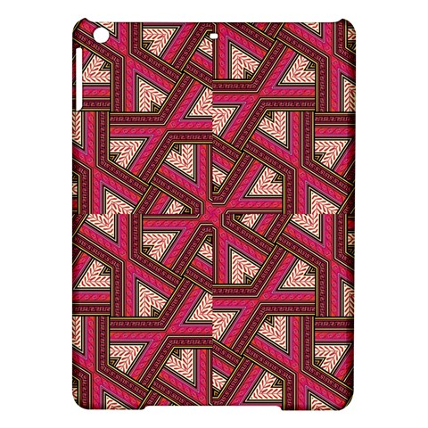 Digital Raspberry Pink Colorful  iPad Air Hardshell Cases