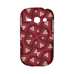 Digital Raspberry Pink Colorful  Samsung Galaxy S6810 Hardshell Case