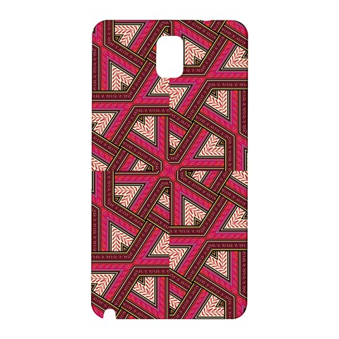 Digital Raspberry Pink Colorful  Samsung Galaxy Note 3 N9005 Hardshell Back Case