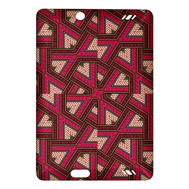 Digital Raspberry Pink Colorful  Amazon Kindle Fire HD (2013) Hardshell Case