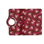 Digital Raspberry Pink Colorful  Kindle Fire HD (2013) Flip 360 Case Front