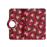 Digital Raspberry Pink Colorful  Kindle Fire HDX 8.9  Flip 360 Case Front
