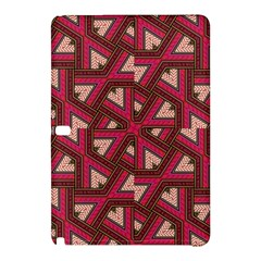 Digital Raspberry Pink Colorful  Samsung Galaxy Tab Pro 12.2 Hardshell Case