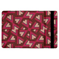 Digital Raspberry Pink Colorful  iPad Air Flip