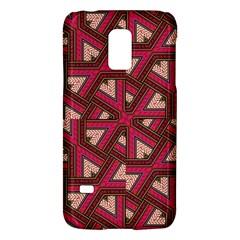 Digital Raspberry Pink Colorful  Galaxy S5 Mini