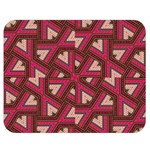 Digital Raspberry Pink Colorful  Double Sided Flano Blanket (Medium)  60 x50 Blanket Front