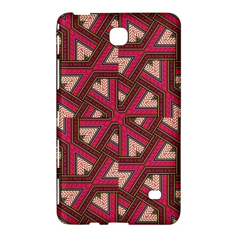 Digital Raspberry Pink Colorful  Samsung Galaxy Tab 4 (7 ) Hardshell Case