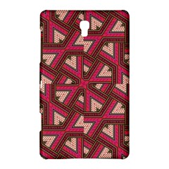 Digital Raspberry Pink Colorful  Samsung Galaxy Tab S (8.4 ) Hardshell Case