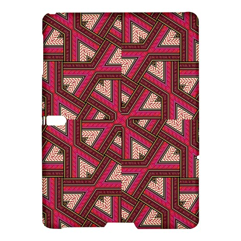 Digital Raspberry Pink Colorful  Samsung Galaxy Tab S (10.5 ) Hardshell Case