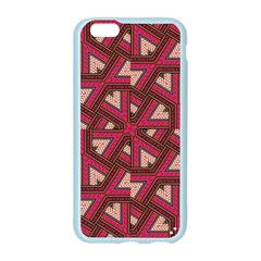Digital Raspberry Pink Colorful  Apple Seamless iPhone 6/6S Case (Color)