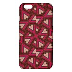 Digital Raspberry Pink Colorful  iPhone 6 Plus/6S Plus TPU Case Front