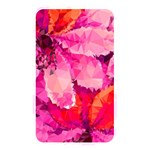 Geometric Magenta Garden Memory Card Reader Front