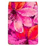 Geometric Magenta Garden Flap Covers (L)  Front