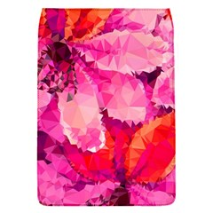 Geometric Magenta Garden Flap Covers (s)