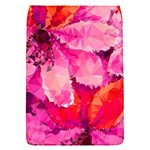 Geometric Magenta Garden Flap Covers (S)  Front