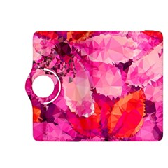 Geometric Magenta Garden Kindle Fire Hdx 8 9  Flip 360 Case