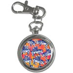 Little Flying Pigs Key Chain Watches Front