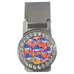 Little Flying Pigs Money Clips (CZ)  Front