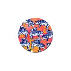 Little Flying Pigs Golf Ball Marker