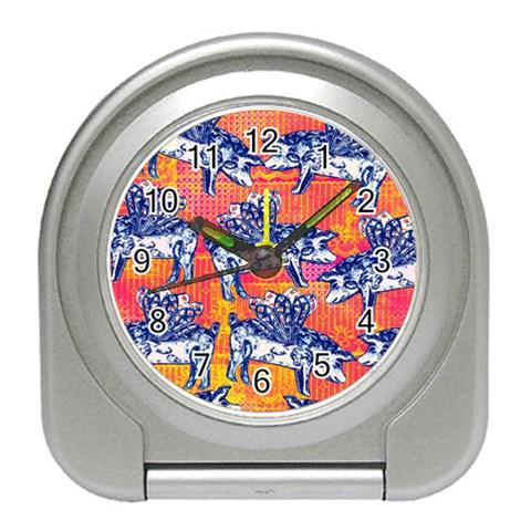 Little Flying Pigs Travel Alarm Clocks